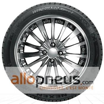 pneu nexen winguard sport 2 245 40r18 97v xl allopneus com. Black Bedroom Furniture Sets. Home Design Ideas