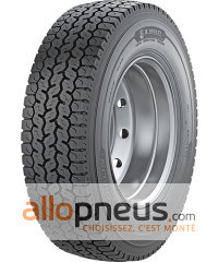 Pneu Michelin X Multi D (17.5/19.5)