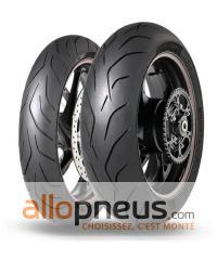 Pneu Dunlop SPORTSMART MK3 180/60R17 75W TL,Arrière,Radial