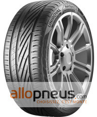 Pneu Uniroyal RAINSPORT 5 255/50R19 107Y XL