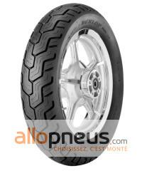 Pneu Dunlop D404 130/90R16 67H TT,Avant,Diagonal
