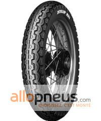 Pneu Dunlop K81 TT100 GP 100/90R19  57 H TT,Avant,KAWASAKI W650