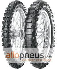 Pneu Pirelli SCORPION PRO 140/80R18 70M TT,soft,Arrière,f.i.m,Diagonal