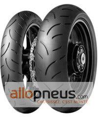 Pneu Dunlop SPORTMAX QUALIFIER II 120/70R17 58W TL,Avant,Radial