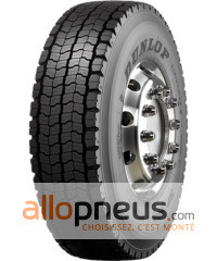 Pneu Dunlop SP462 295/80R22.5 152L 3PMSF