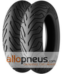 Pneu Michelin CITY GRIP 120/70R12 51P TL,Avant,Diagonal,Version spéciale moto lourde