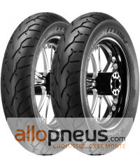 Pneu Pirelli NIGHT DRAGON MT90R16 72H TL,(mt90b16),Avant,Diagonal