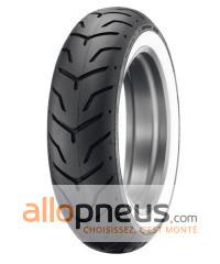 Pneu Dunlop D408 FLANC BLANC