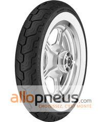 Pneu Dunlop D402 FLANC BLANC
