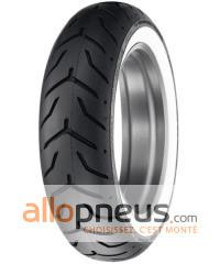 Pneu Dunlop D407 FLANC BLANC