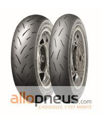 Pneu Dunlop TT93 GP 120/80R12 55J TL,medium,Arrière,Diagonal