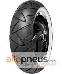 pneu continental twist ww flanc blanc 120 70r12 58p allopneus com. Black Bedroom Furniture Sets. Home Design Ideas
