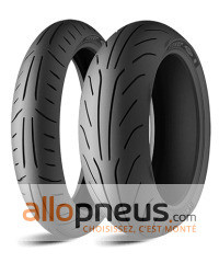 Pneu Michelin POWER PURE SC 130/60R13 60P TL,XL,Diagonal,Avant-Arrière