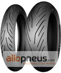 Pneu Michelin PILOT POWER 3 120/60R17  55 W TL,Avant,Radial