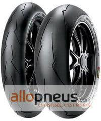 Pneu Pirelli DIABLO SUPERCORSA V2 (SC) 120/70R17 58W TL,Avant,sc1,Radial