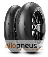 Pneu Pirelli DIABLO SUPERCORSA V2 (SP) 200/55R17 78W TL,Arrière,Radial