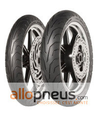 Pneu Dunlop ARROWMAX STREETSMART 100/90R18 56V TL,Avant,Diagonal