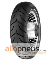 Pneu Dunlop D407 LISERE BLANC