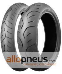 Pneu Bridgestone BATTLAX T30 120/70R17 58W TL,Avant,Radial,BMW K1600 GT
