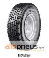 Pneu Bridgestone R-DRIVE 001 315/80R22.5  156 L M+S,3PMSF