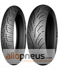 Pneu Michelin PILOT ROAD 4 GT 180/55R17  73 W TL,Arrière