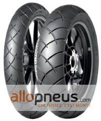 Pneu Dunlop TRAILSMART 90/90R21 54H Avant,Diagonal,TL-TT