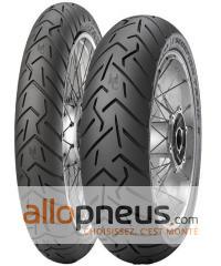 Pneu Pirelli SCORPION TRAIL II 120/70R19 60V TL,Avant,Radial