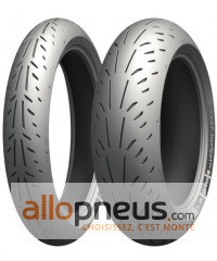 Pneu Michelin POWER SUPERSPORT EVO 180/55R17  73 W TL,Arrière