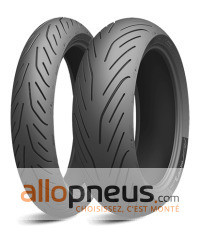 Pneu Michelin PILOT POWER 3 SC 120/70R14 55H TL,Avant,Radial