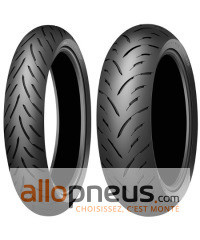 Pneu Dunlop Sportmax GPR-300 120/70R17 58W TL,Avant,Radial