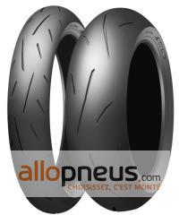 Pneu Dunlop A-13 SP 160/60R18 70W TL,Arrière,Radial