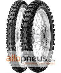 Pneu Pirelli SCORPION MX32 MID HARD 80/100R21 51M TT,Avant,Diagonal,Mid Hard,MST