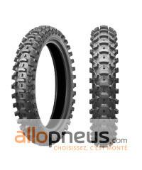 Pneu Bridgestone BATTLECROSS X10 80/100R21  51 M TT,Avant,Diagonal
