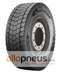 Pneu Michelin X MULTI D 315/70R22.5  154 L M+S,3PMSF