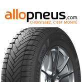 PNEU Michelin ALPIN 6 225/50R17 94H