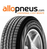 PNEU Pirelli SCORPION ICE & SNOW 275/55R17 109H RB