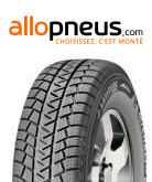 PNEU Michelin LATITUDE ALPIN 225/70R16 103T