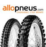 PNEU Pirelli SCORPION MX HARD 486 100/90R19 57M TT,Arrière,NHS