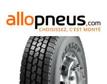 PNEU Dunlop SP362 295/80R22.5 152L 3PMSF