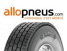 PNEU Michelin X MULTI WINTER Z 295/80R22.5 154L M+S,3PMSF