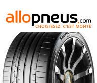 PNEU Continental SPORTCONTACT 6 255/30R21 93Y XL,FR