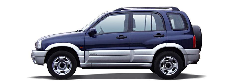 voiture 4x4 suzuki grand vitara