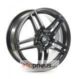 Racer Wheels ZENITH BLACK